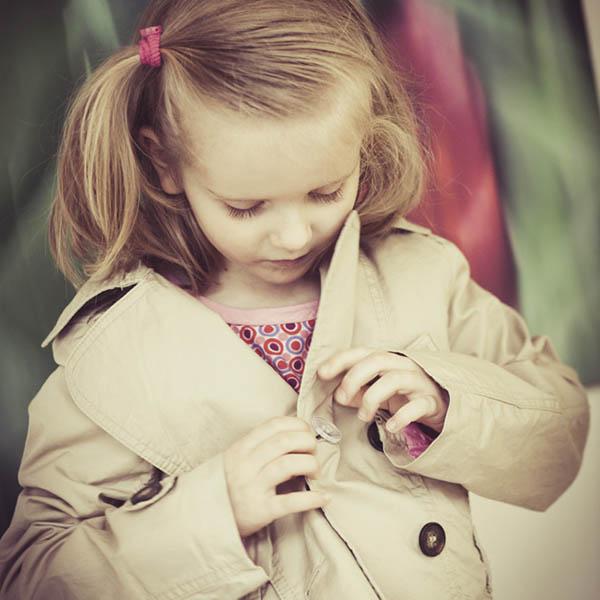 Ergotherapie unterstützt das Kind im Alltag