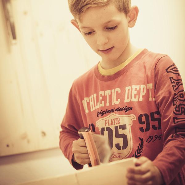 Ergotherapie bei Kindern ist sinnvoll und hilfreich